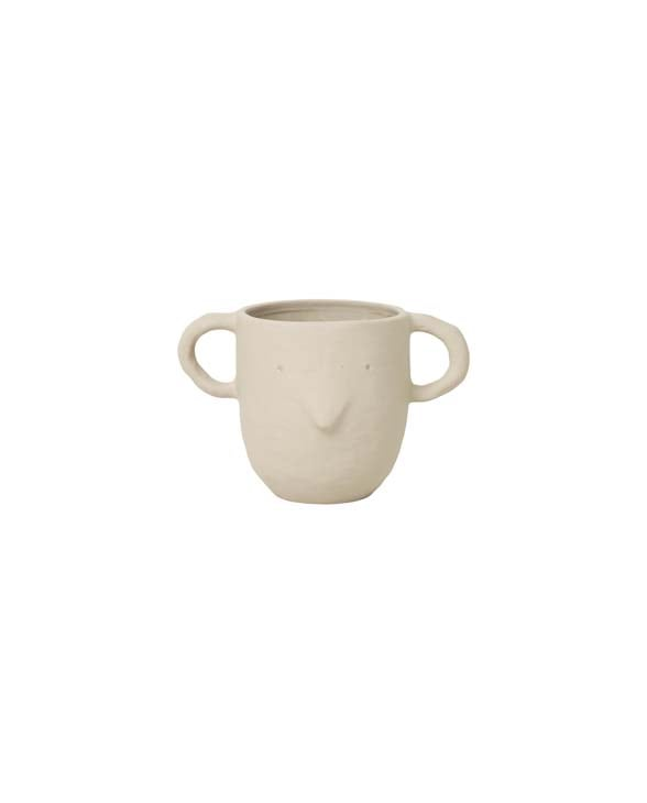 ferm Living Mus plant pot large 100100 204