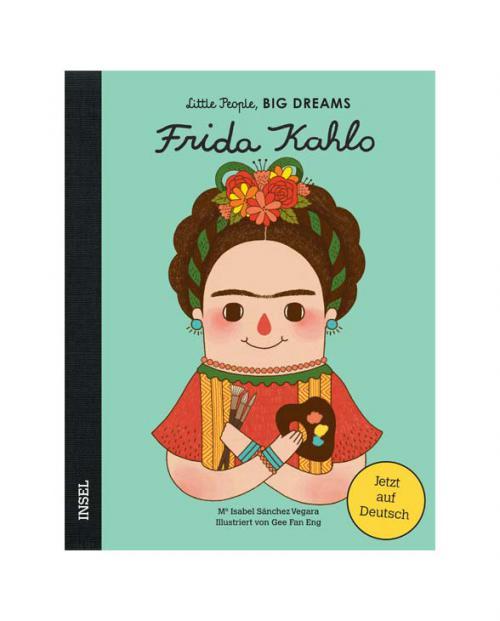 Buch Little People Big Dreams 17797 Kahlo