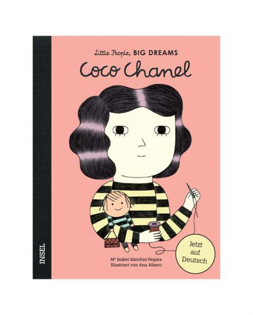 Buch Little People Big Dreams 17798 Chanel