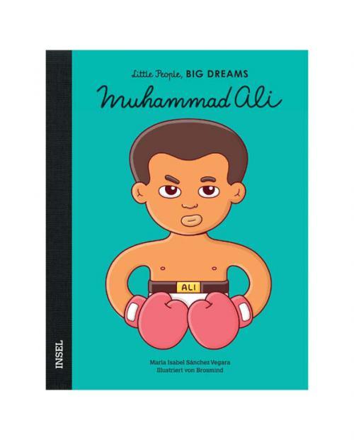 Buch Little People Big Dreams 17834 Ali