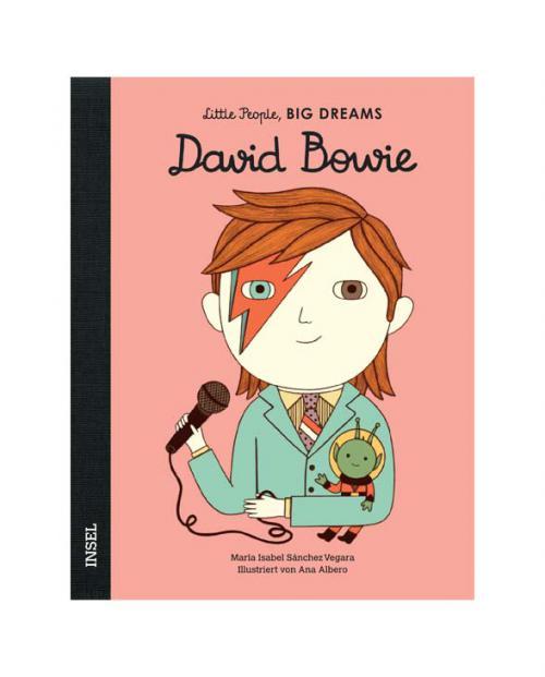 Buch Little People Big Dreams 17854 Bowie
