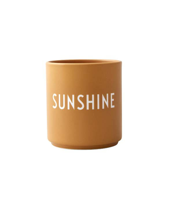 Design Letters Favourite Cup sunshine 02