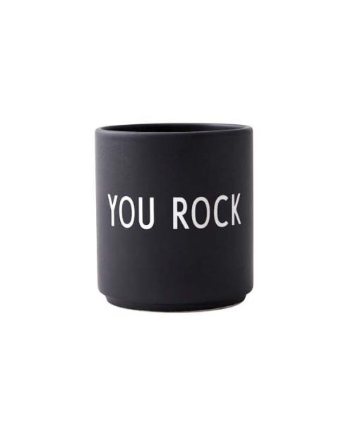 Design Letters Favourite Cup you rock 01