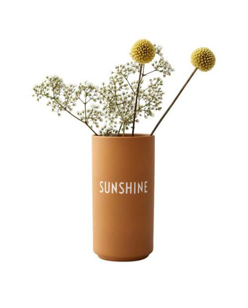 Design Letters Favourite Vase sunshine 02