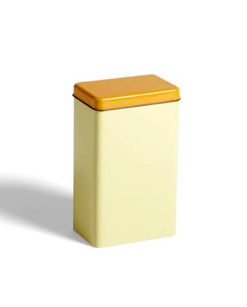 HAY 506975 Metalldose Tin by Sowden yellow