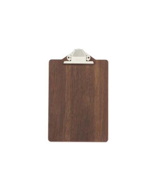 ferm living clipboard a5 smokedoak 3037