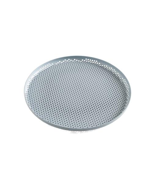 HAY 506695 Perforated Tray L dusty blue