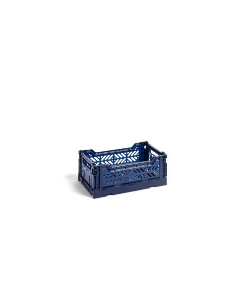 HAY Box 507535 Colour Crate S navy