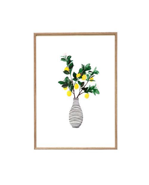 Leo La Douce KD 180 lemon vase