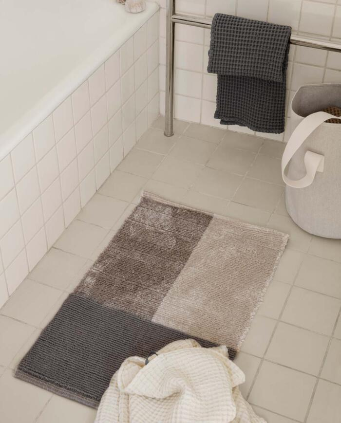 ferm Living pile bathroom mat 100601103 02