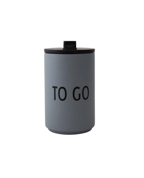 Design Letters thermo cup 30101003GREYTOGO 02