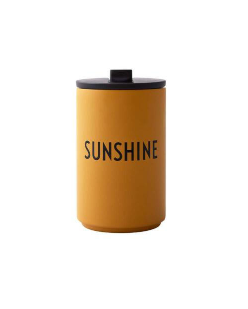 Design Letters thermo cup 30101003MUSUNSHINE 01