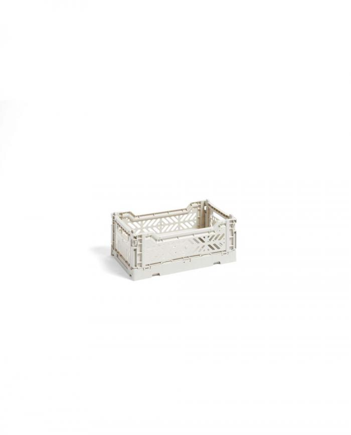 HAY Box 507533 Colour Crate S light grey