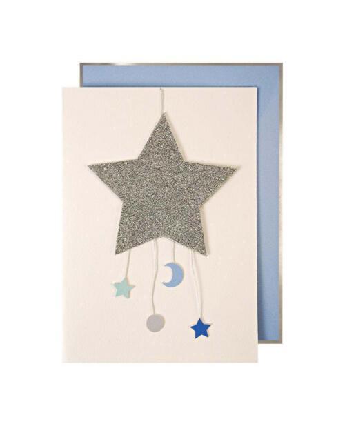 Meri Meri Karte Baby Mobile Stern 132760a