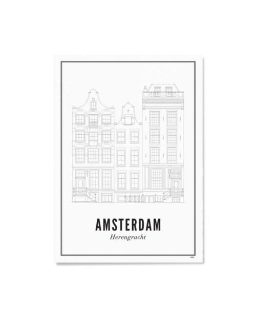 wijck artprint amsterdam herengracht