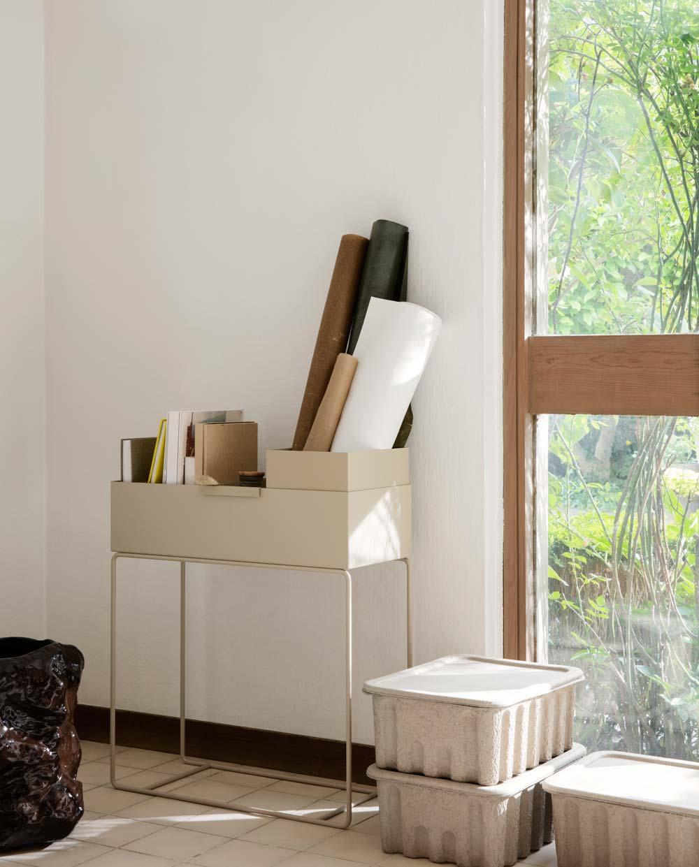ferm Living Paper Pulp Box Large 003