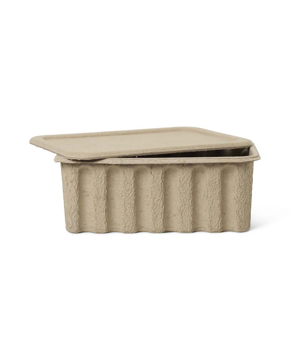ferm Living Paper Pulp Box Large 007