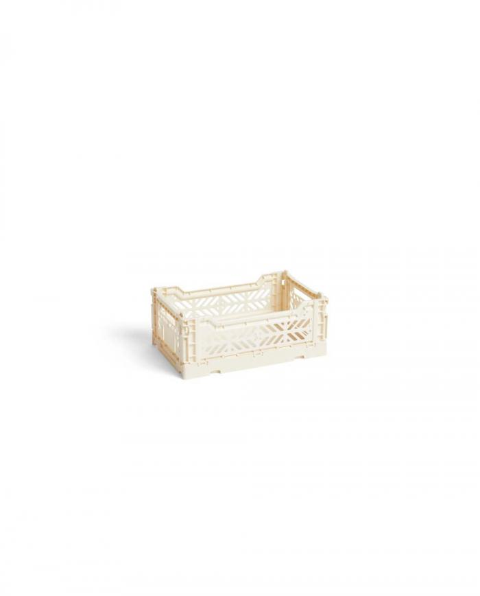 HAY 508332 Colour Crate S off white