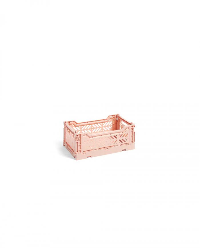HAY Box 507536 Colour Crate S soft pink