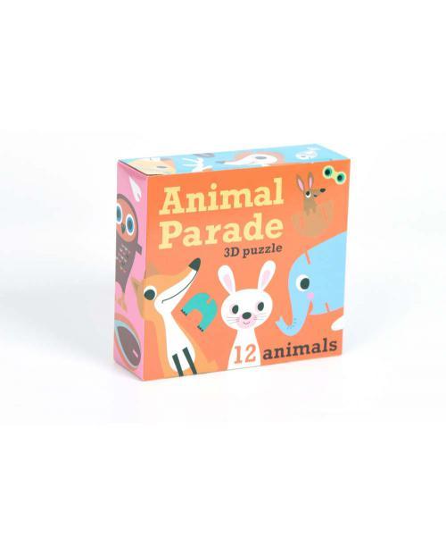 OMM design Puzzle Animal Parade 01
