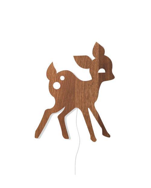 ferm living wandleuchte reh my deer 3172 01