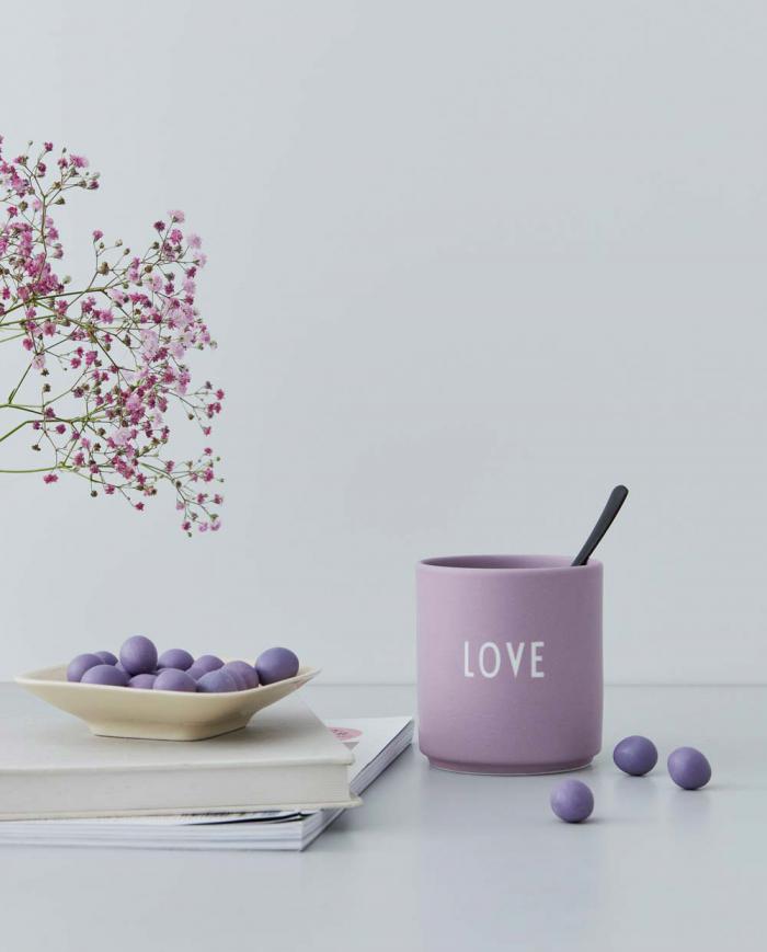 Design Letters Favourite Cup Love lavender 10101002LAVENLOVE 02