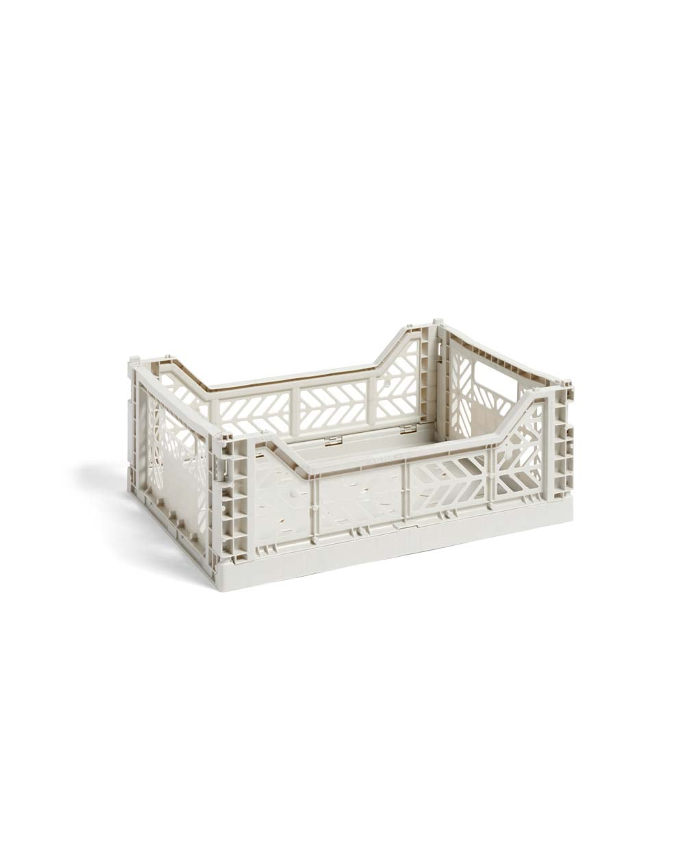 HAY Box 507671 Colour Crate M light grey
