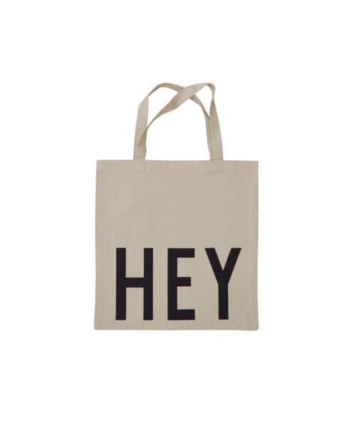 Design Letters tote bag 10502001BEIGEHEY 01