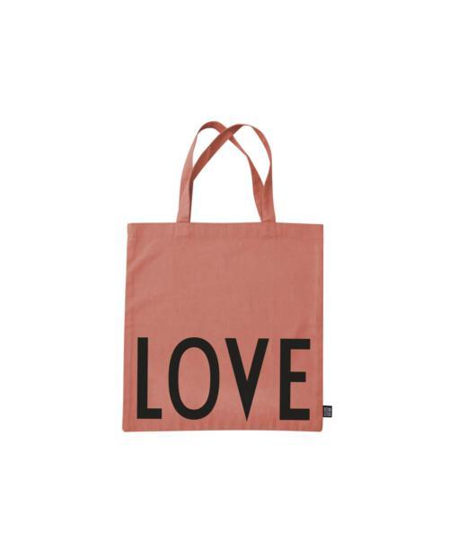 Design Letters tote bag 10502001ROSELOVE 01