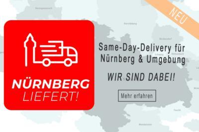 Nuernberg liefert bei SeinundHaben
