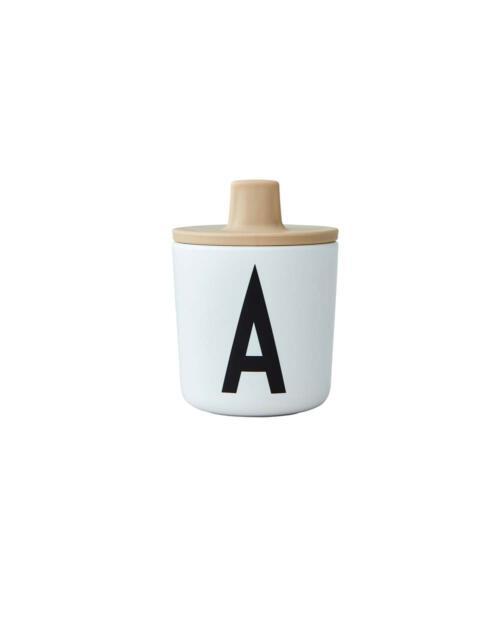 design letters drink lid 20203000BEIGE