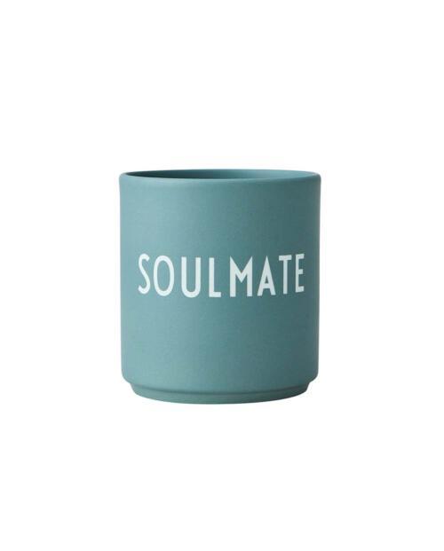 design letters favourite cup 10101002DGSOULMATE
