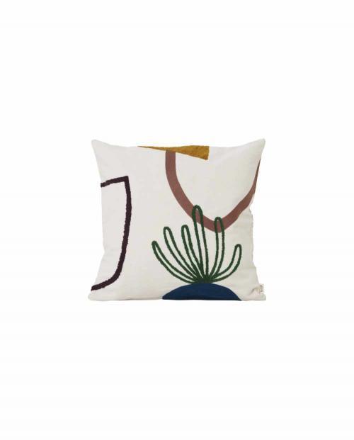 ferm Living Mirage Cushion 1