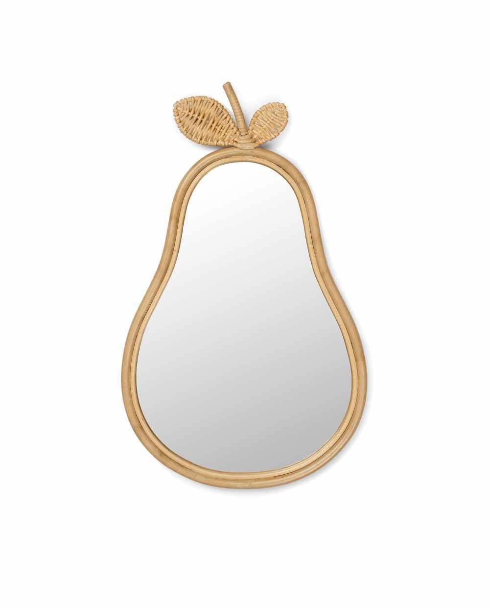 ferm Living pear mirror 01
