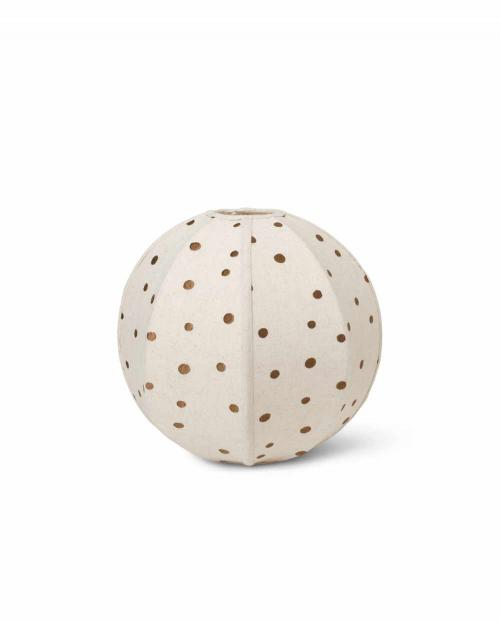 fermLIVING Dots Textile Lampshade 01