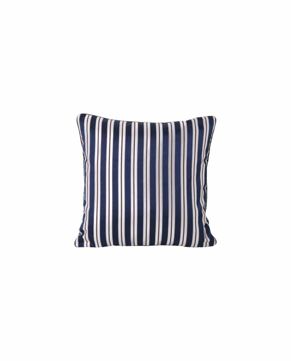 ferm Living Salon Cushion Pinstripe 7489 01