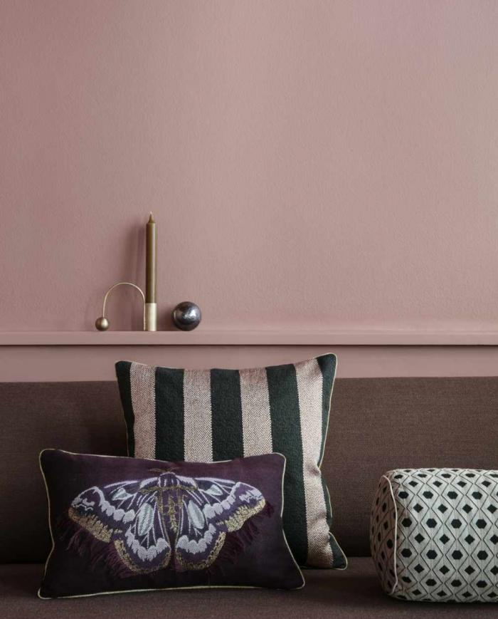 ferm Living Salon Cushion Pinstripe 7489 02