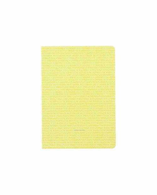 Monograph Notizbuch gelb 412341505 01
