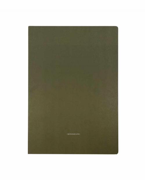 Monograph Notizbuch gruen 412341507 01