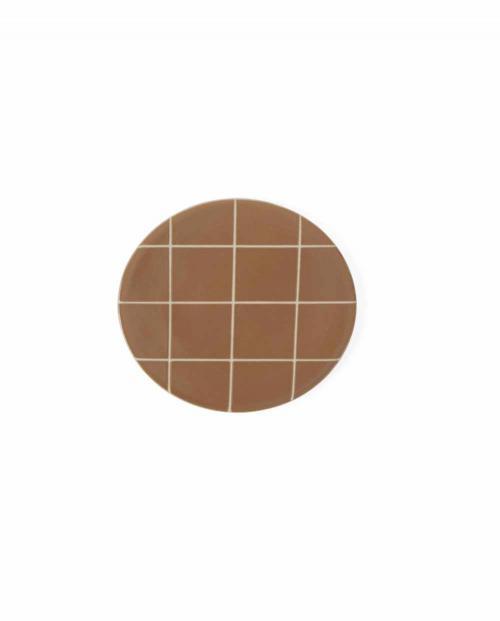 OYOY 1100452 Suki Board Round brown 01