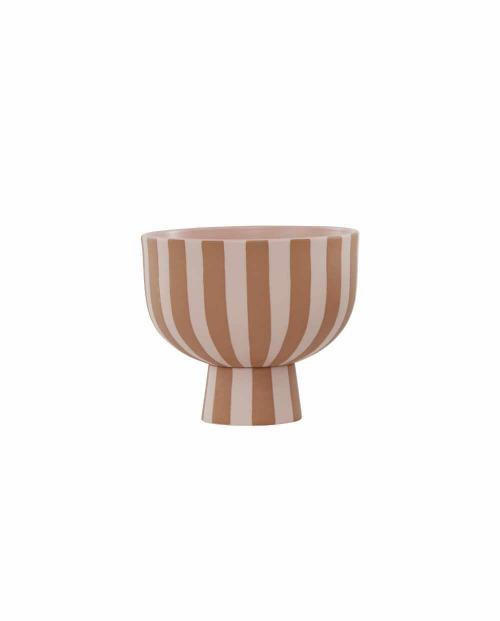 OYOY L10233 Toppu Bowl caramel rose 01