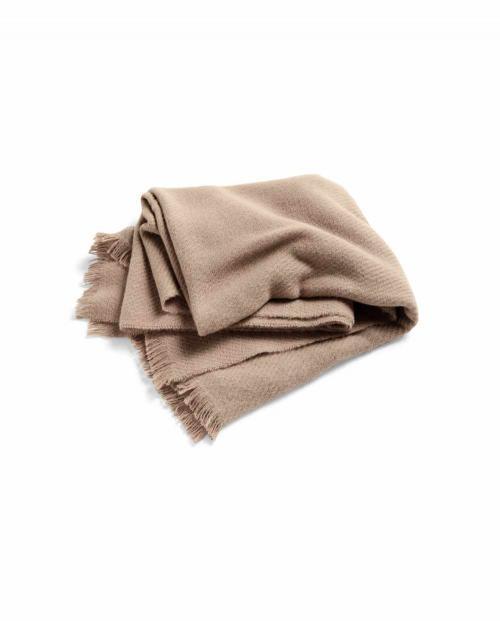 HAY 507543 Mono Blanket milk tea 01
