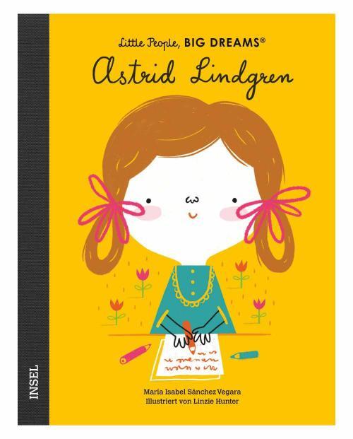 Little people astrid lindgren 9783458178538 cover