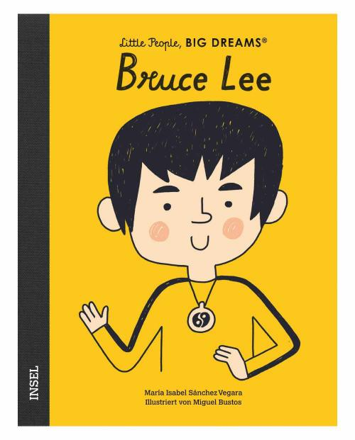 Little people bruce lee 9783458179122 cover