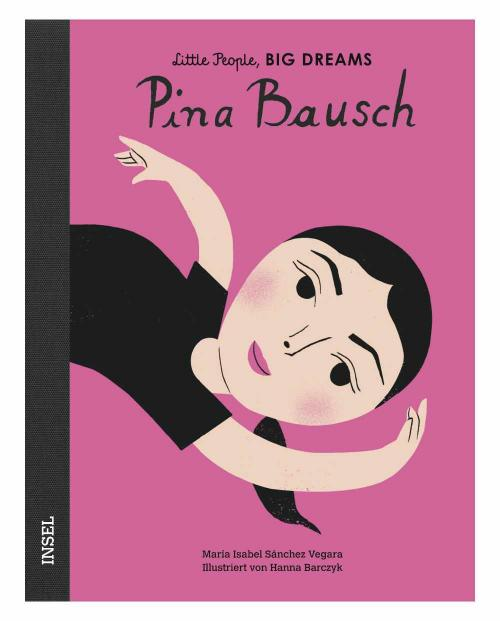 Little people pina bausch 9783458178354 cover