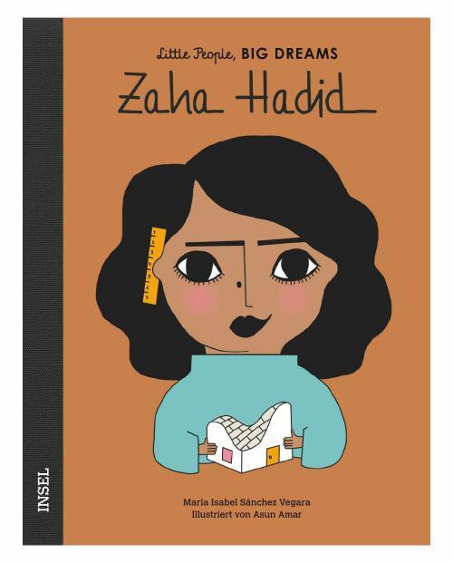 Little people zaha hadid 9783458178880 cover