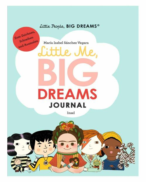 little people big dreams journal 9783458179108 cover